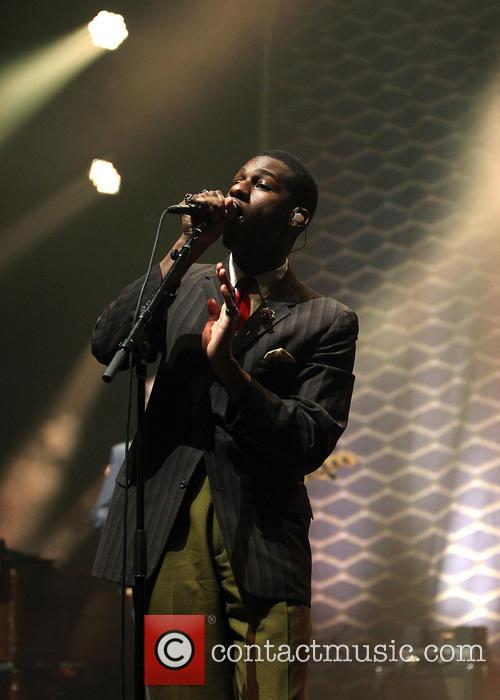 Leon Bridges performs at the O2 Academy, Brixton