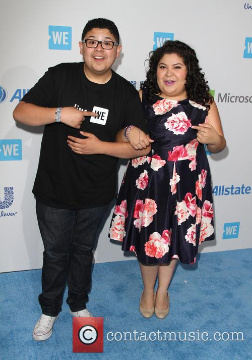 Rico Rodriguez and Raini Rodriguez 2