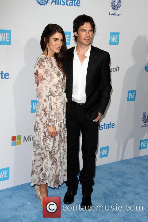 Nikki Reed and Ian Somerhalder 6