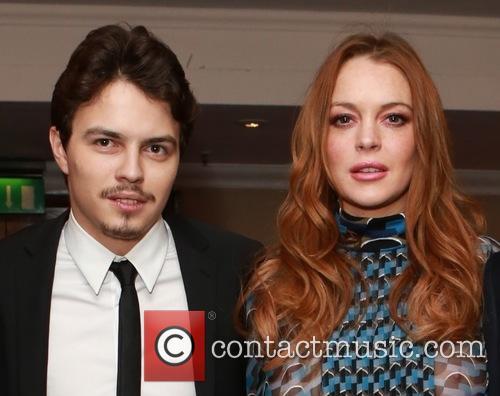 Egor Tarabasov and Lindsay Lohan 4