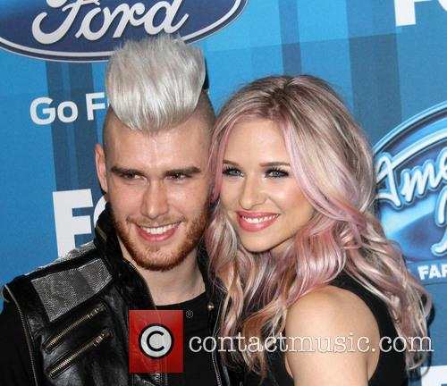 American Idol, Colton Dixon and Annie Coggeshall 7