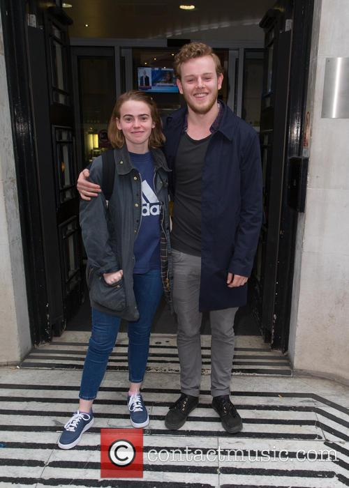 Daisy Waterstone and Callum Woodhouse 1