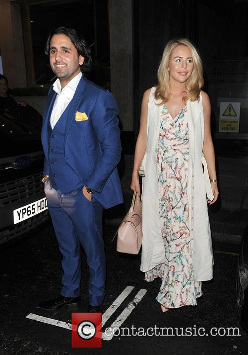 Liam Blackwell and Lydia Bright 1