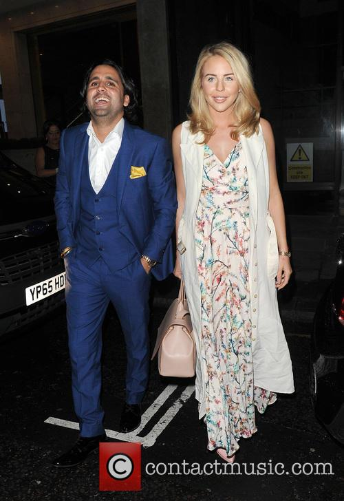 Liam Blackwell and Lydia Bright 2