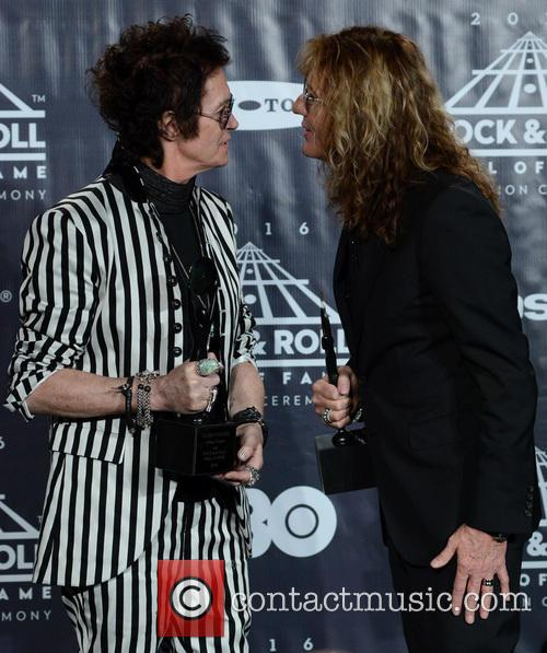 Glenn Hughes and David Coverdale 3