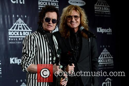 Glenn Hughes and David Coverdale 4
