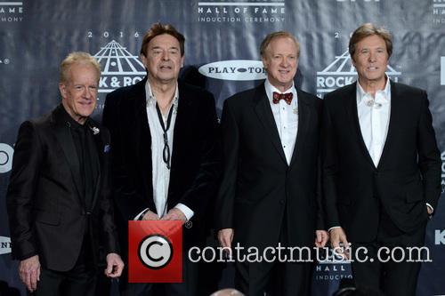 James Pankow, Walter Parazaider, Lee Loughnane and Robert Lamm 2
