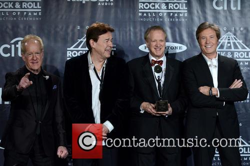 James Pankow, Walter Parazaider, Lee Loughnane and Robert Lamm 5