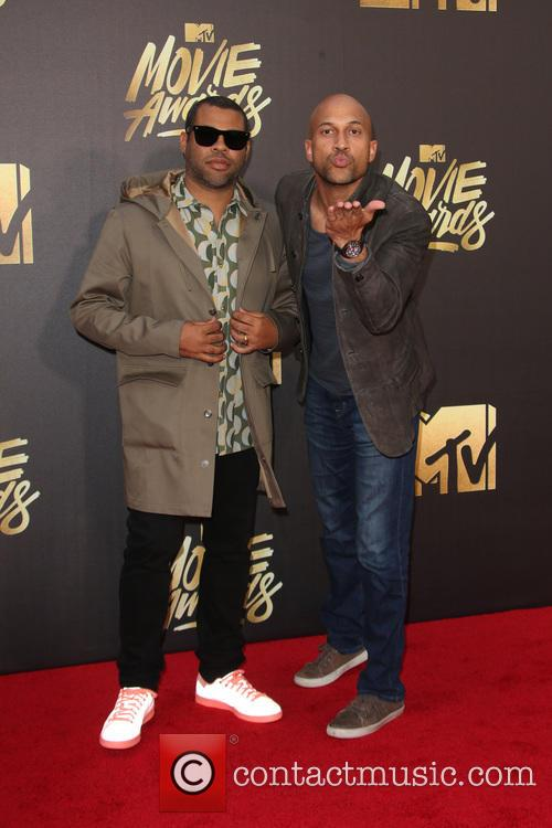 Jordan Peele and Keegan-michael Key 1