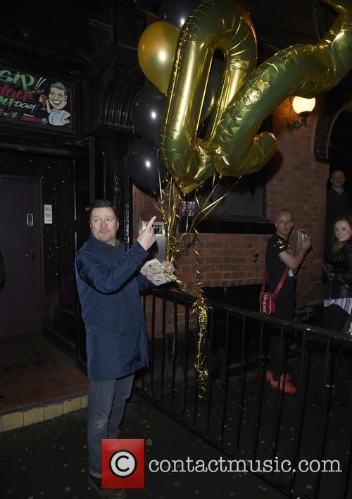 Coronation Street, Ian Poulson Davis and Debbie Rush 5