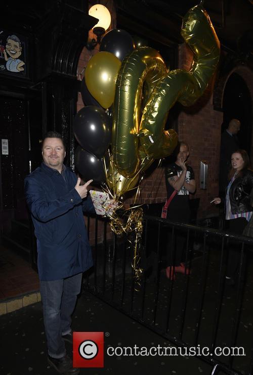 Coronation Street, Ian Poulson Davis and Debbie Rush 7