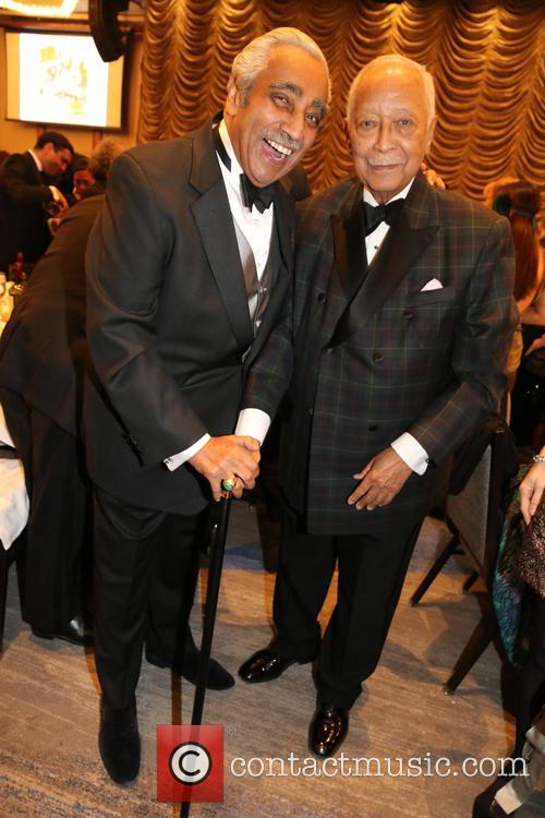 Charles Rangel and David Dinkins