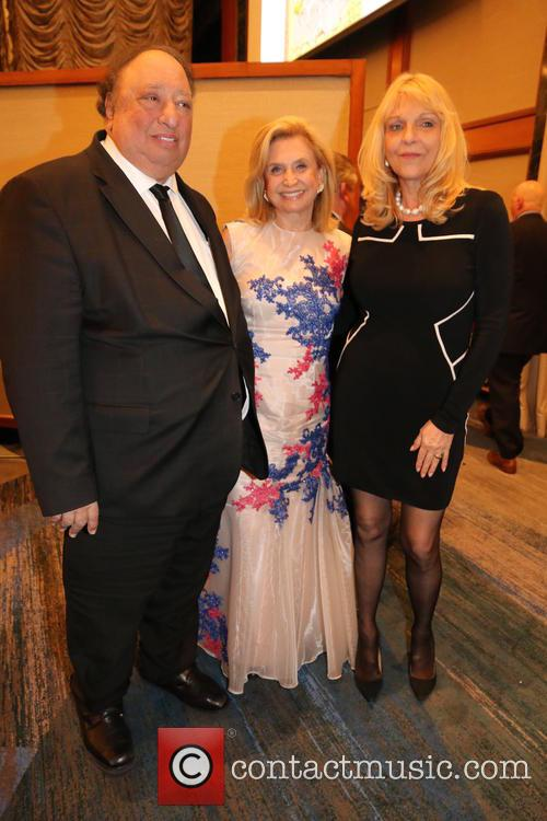 John Catsimatidis, Carolyn Maloney and Margo Catsimatidis 1