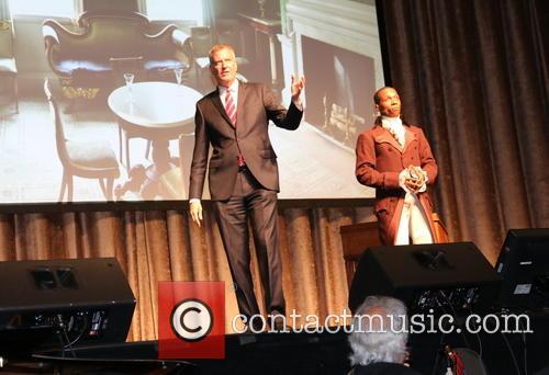 Bill De Blasio and Michael K. Williams 3