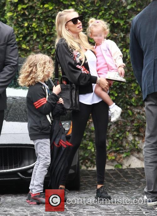 Petra Ecclestone, Lavinia Stunt, Andrew Stunt and James Stunt Jr. 6