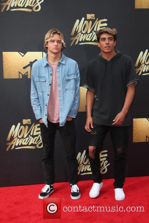 Joshua Holz and Daniel Lara 1