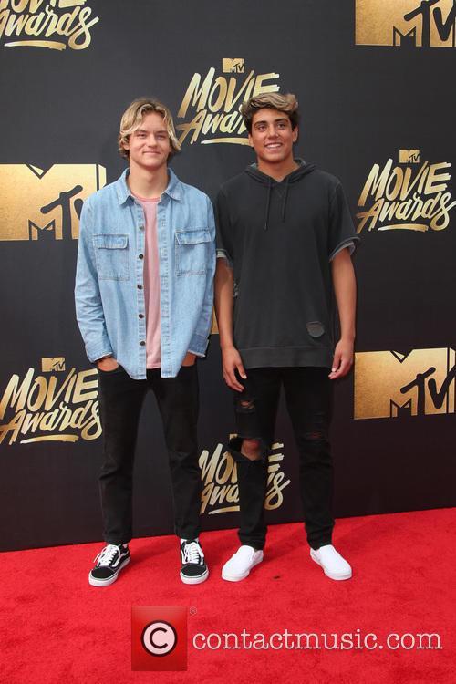 Joshua Holz and Daniel Lara 2