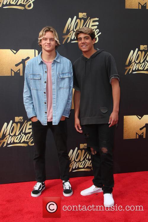 Joshua Holz and Daniel Lara 5