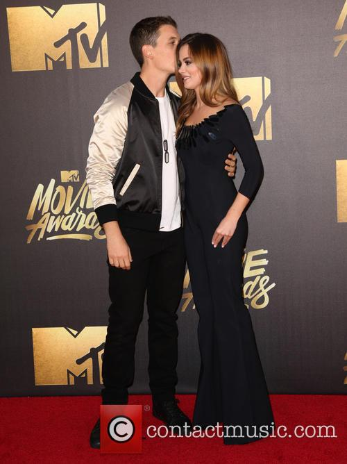 Miles Teller and Keleigh Sperry 6