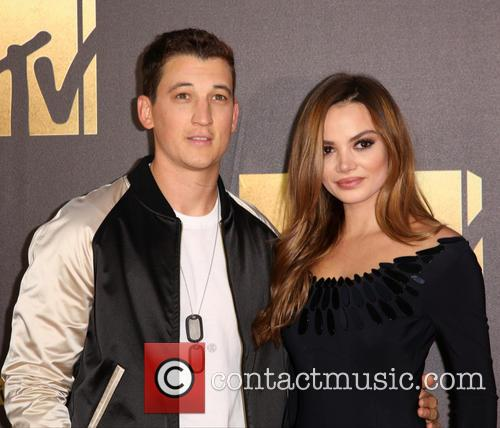 Miles Teller and Keleigh Sperry 10