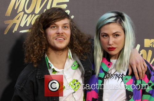 Blake Anderson and Rachael Finley 4