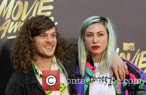 Blake Anderson and Rachael Finley 5