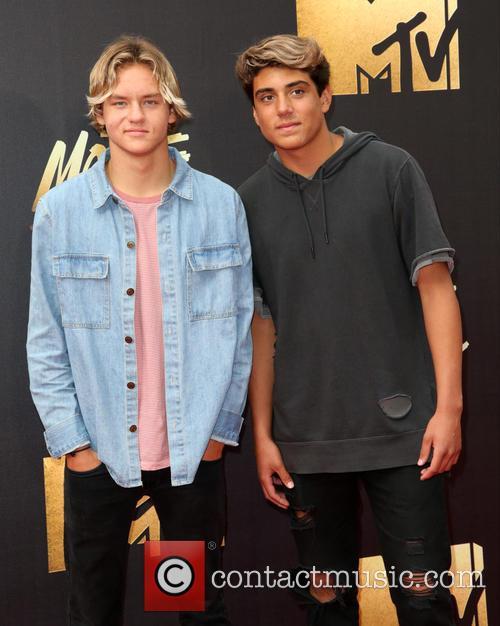 Joshua Holz and Daniel Lara 8