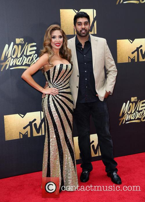 Farrah Abraham and Simon Saron 6