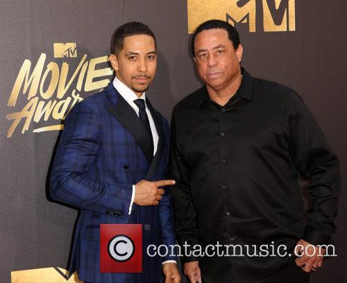 Neil Brown Jr. and Dj Yella 5