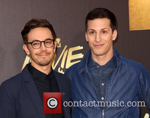 Jorma Taccone and Andy Samberg 2