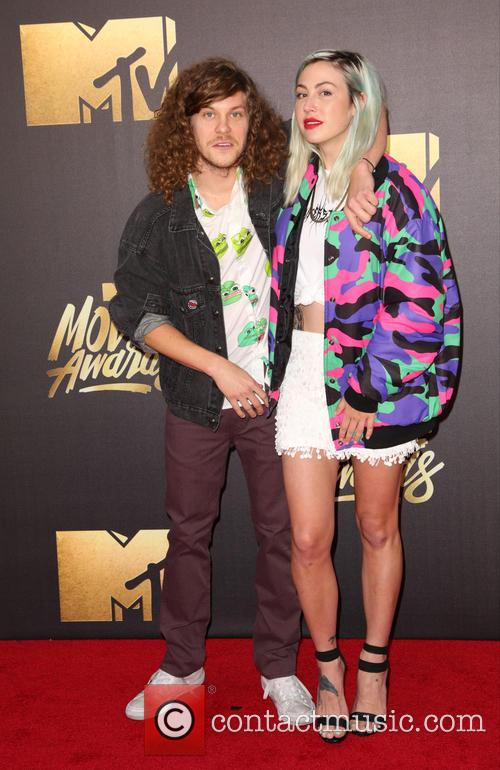 Blake Anderson and Rachael Finley 9