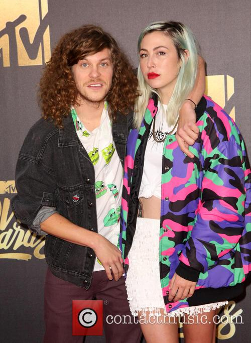 Blake Anderson and Rachael Finley 10