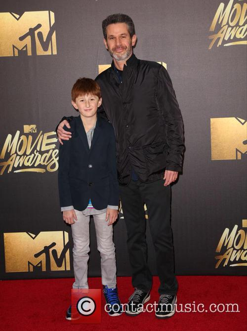 Son and Simon Kinberg 1