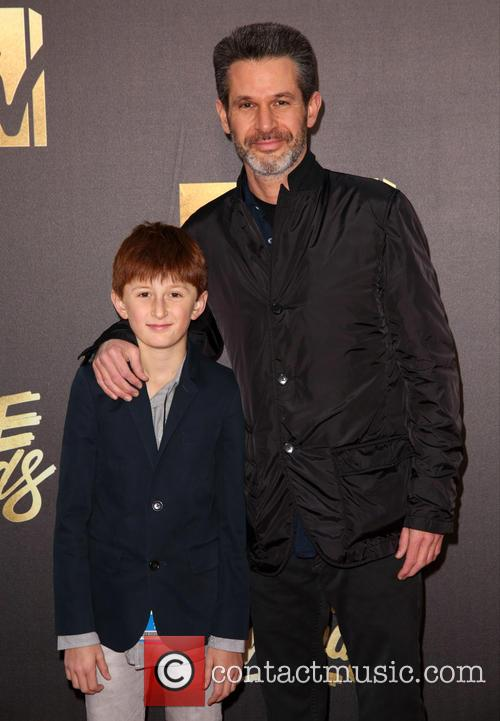 Son and Simon Kinberg 2