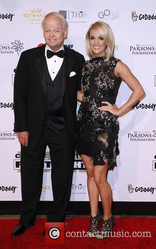 Jimmy Walker and Carrie Underwood 3