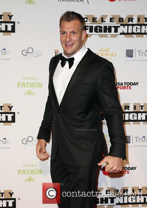Rob Gronkowski 6