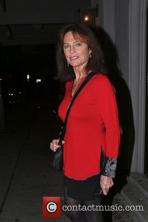 Jacqueline Bisset leaves Craig's restaurant