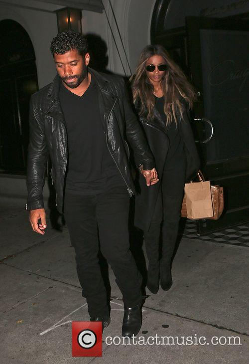 Russell Wilson and Ciara 3