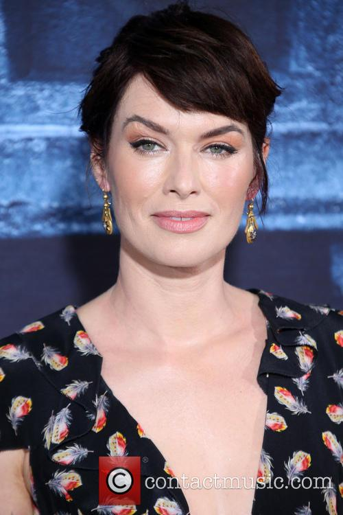 Lena Headey at the 'Game of Thrones' season 6 premiere