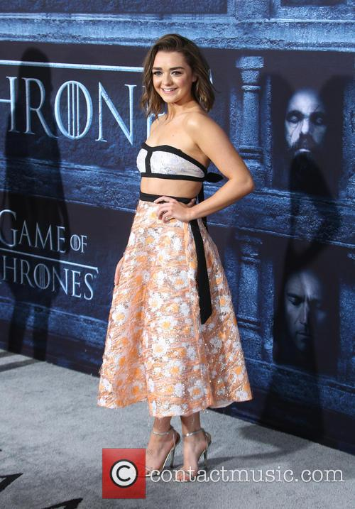 Maisie Williams 7