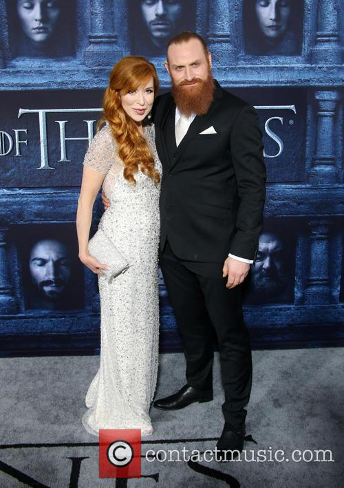 Kristofer Hivju and Gry Molvaer 3