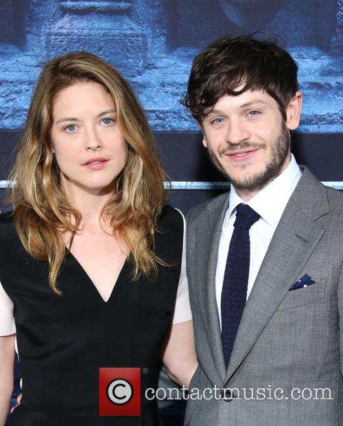 Iwan Rheon and Guest 3
