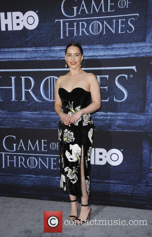 Emilia Clarke 10