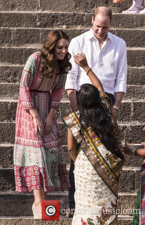 Duchess Of Cambridge and Duke Of Cambridge 2