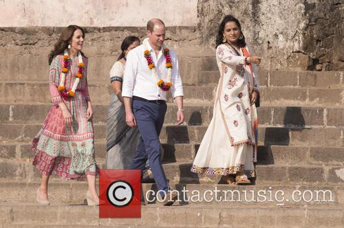 Duke Of Cambridge and Duchess Of Cambridge 2