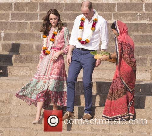 Duke Of Cambridge and Duchess Of Cambridge 7