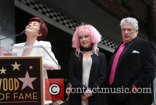 Sharon Osbourne, Cyndi Lauper and Harvey Fierstein 4