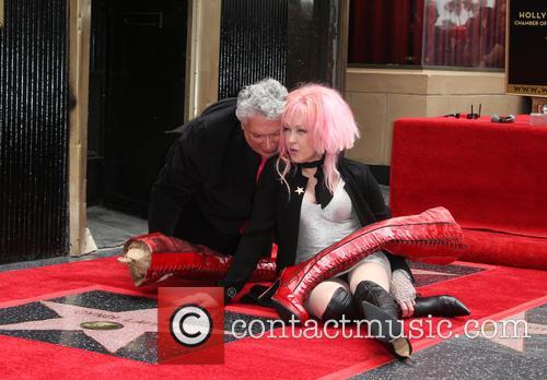 Harvey Fierstein and Cyndi Lauper 10