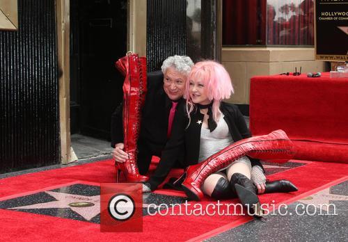 Harvey Fierstein and Cyndi Lauper 11