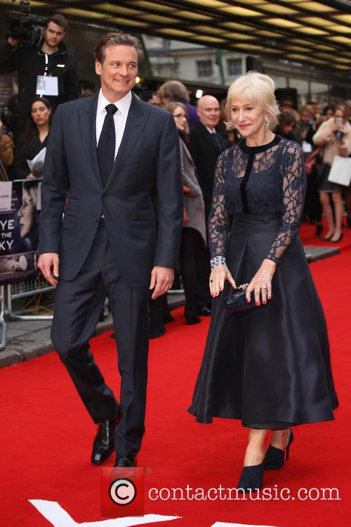 Colin Firth and Dame Helen Mirren 5